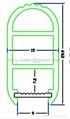 LED closet rod profiles, closet led