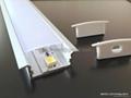 aluminium led channel,aluminium led housing, LED profil