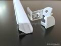 Aluminum LED profile,led frosted diffusor,LED profile,extrusion led profile