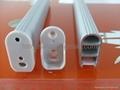 LED closet rod profiles, led  wardrobe