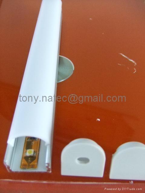 aluminum led profile, LED Track profiles