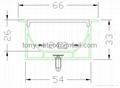 Quality Aluminum LED Profile recessed