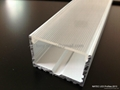 surface Power line 35x25mm for ceiling lighting, CoverLine Aluminium LED Profile 3