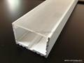 surface Power line 35x25mm for ceiling lighting, CoverLine Aluminium LED Profile 5
