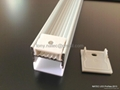 Surface Mounted Aluminium LED Profile (Extrusion) For All Types Of LED Tape