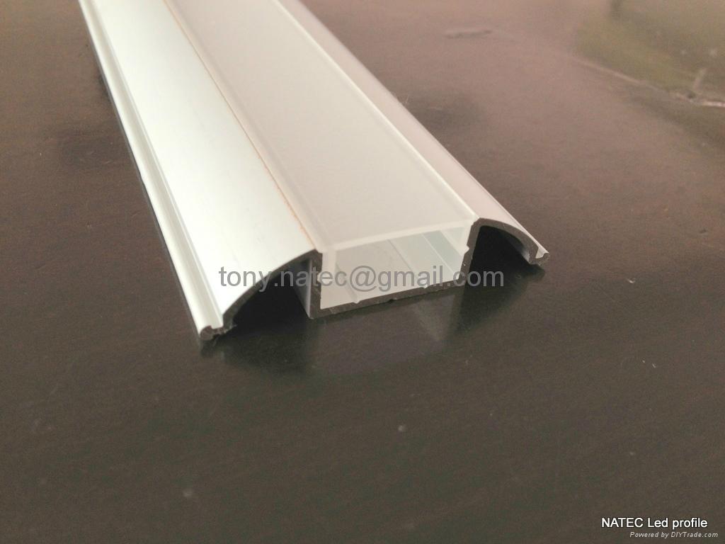 aluminium profiles for led lighting,Aluminum Channels for LED Strip Light 4