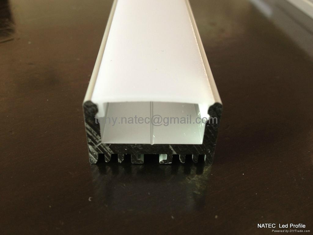 for high power led profile,Aluminum LED Channel  2