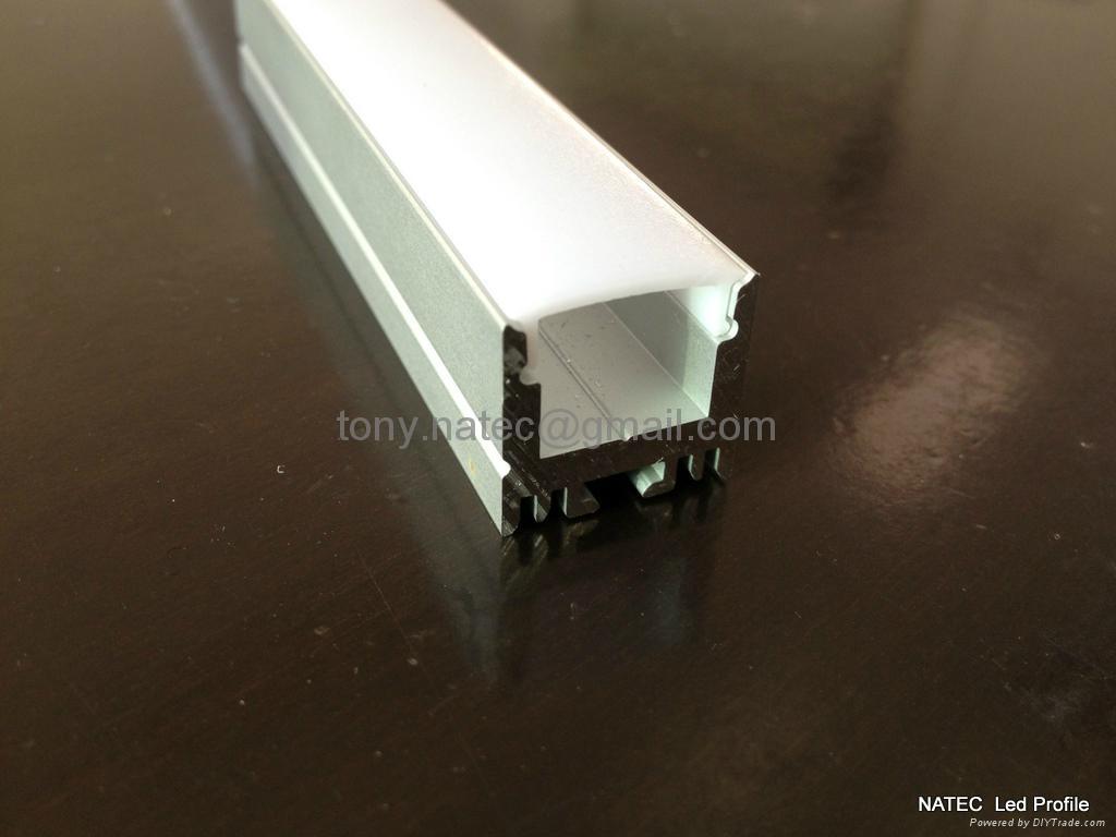 aluminium led profile,aluminium led housing, high power led profiles 4
