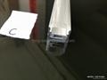 LED Lenses  profile with 30 degree,led aluminum profile 3