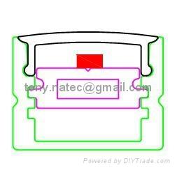 Aluminium Led Profile 2