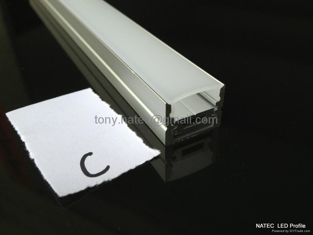 led profile , alluminuim led profi , alu led profile 1