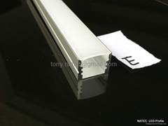 aluminium profiles for led lighting,aluminium led housing (Hot Product - 1*)
