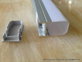 Aluminum LED Channel  with opal cover