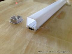 CoverLine Aluminium LED Profile,linear extrusions, LED bar profiles