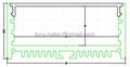 Aluminum Profile for LED strips,big