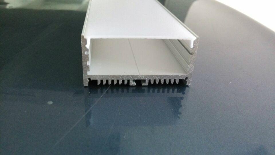 Aluminum Profile for LED strips,big prower led profile 1