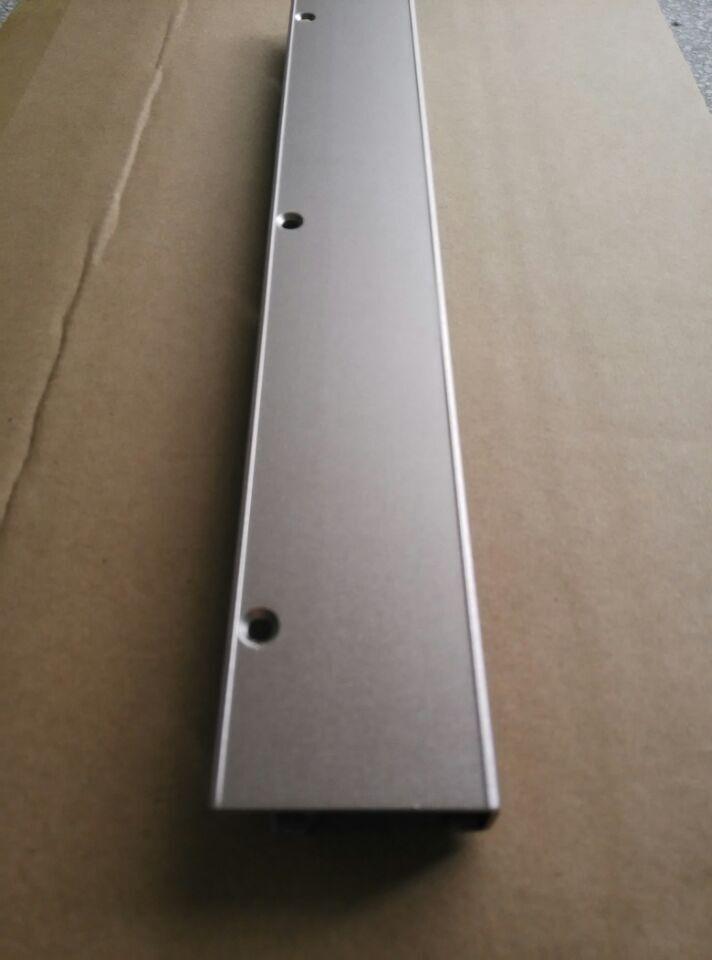 CNC turning;CNC machining,aluminum frame for led lighting box    1