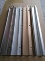 CNC turning;CNC machining,aluminum frame for led lighting box    5