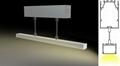 suspension mounted Aluminum led profile, led channel, led extrusion 8