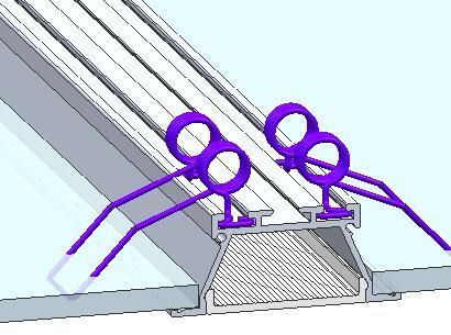 Recessed Ceiling Aluminum Profiles,aluminum led channel  1