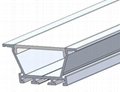 Recessed Ceiling Aluminum Profiles,aluminum led channel