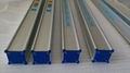 checkout divider,checkout counter partition,ABS extrusion profile