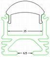 Multi led  Profile,aluminum led channel 3