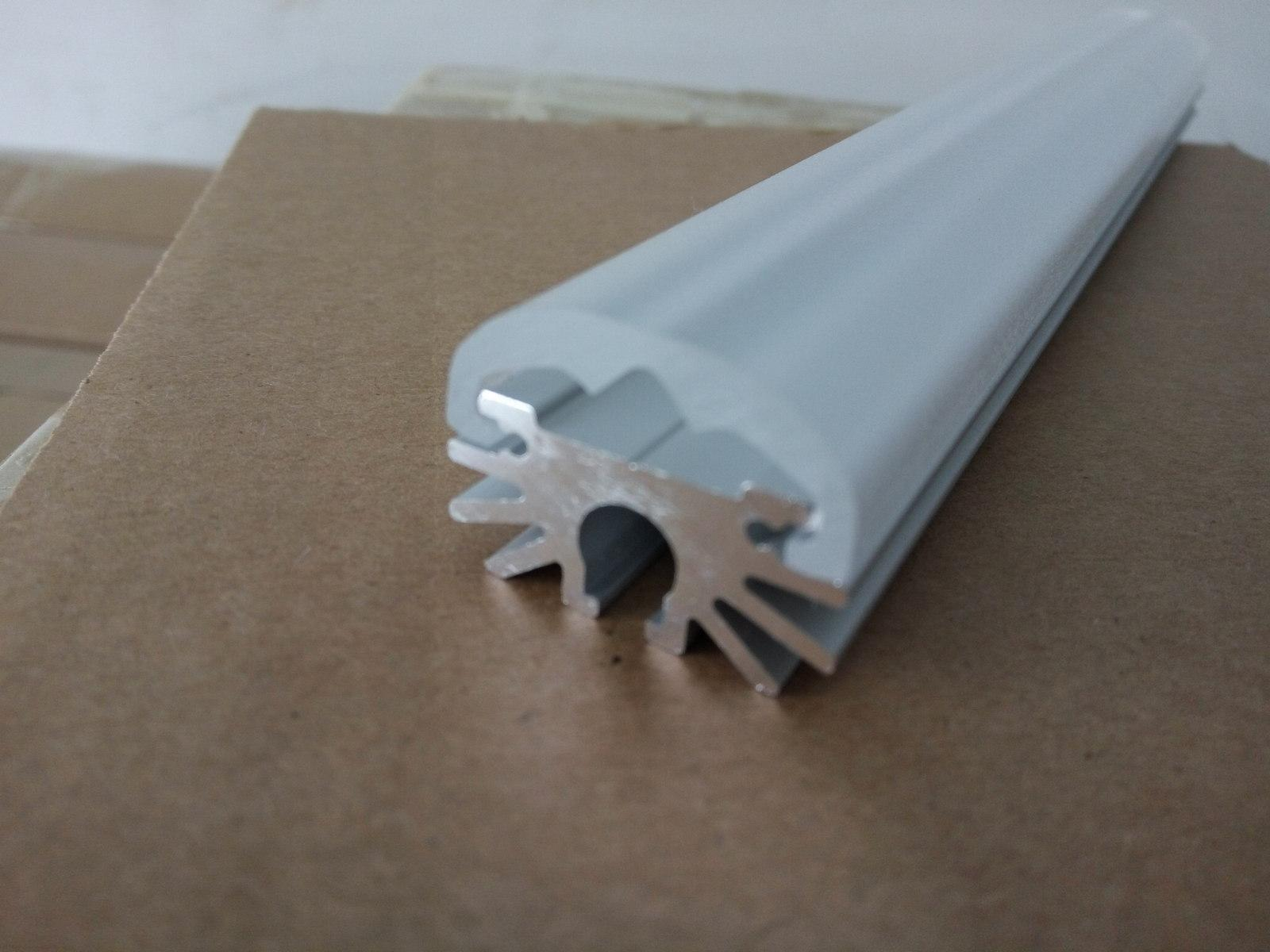 led Profile with frosted cover ,aluminum led channel 2