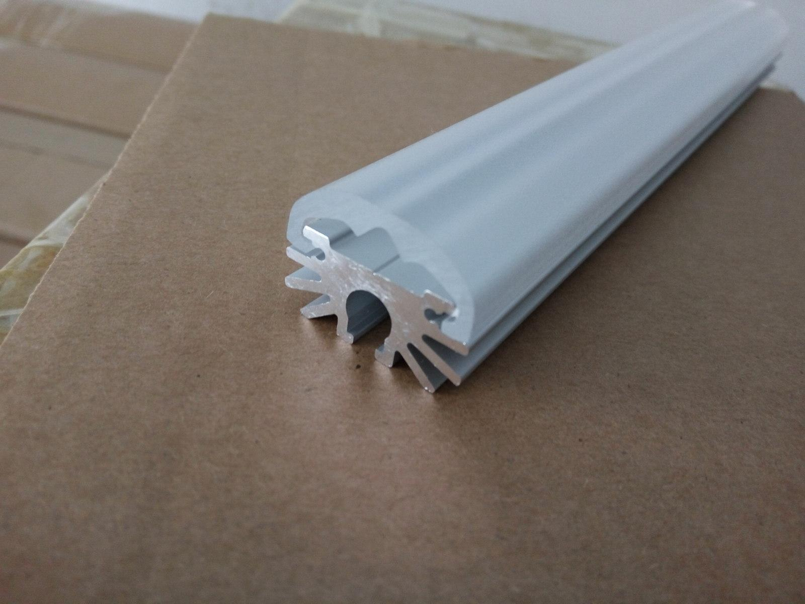 led Profile with frosted cover ,aluminum led channel 6