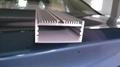 Aluminum Profile for LED strips,big prower led profile