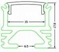 Quality Aluminum LED Profile Slim LIne 80 mm