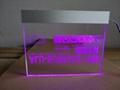 Aluminum Base for led signage  3