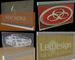 aluminum LED Light Bar For Acrylic led edge lit sign