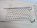 1 gallon Metal Bucket Grid  2 sided