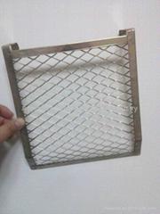 2 gallon metal bucket grid,roller grid