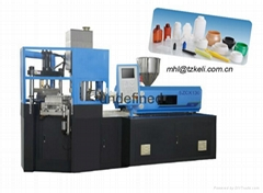 yogurt bottle dairy bottle chewing gum bottle blow molding machine