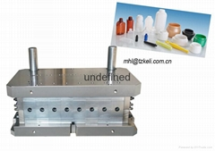 injection blow mold for uniloy machine/jomar machine