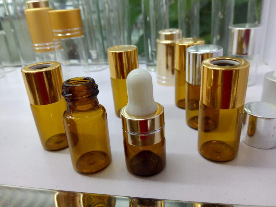 Cosmetics bottles Essential oil bottle 1