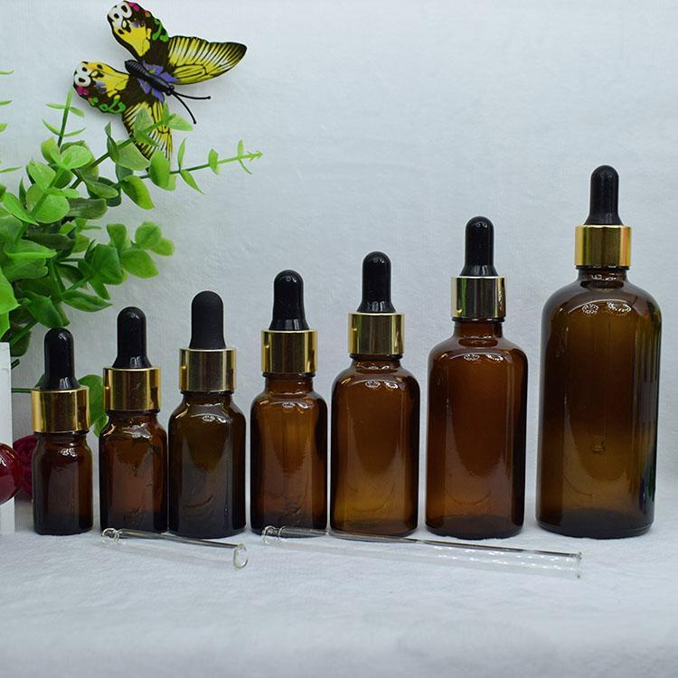 Cosmetics bottles Essential oil bottle 3