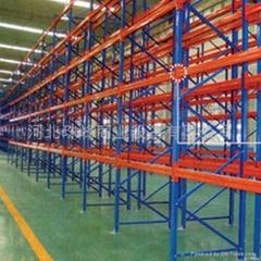 流利式倉儲貨架