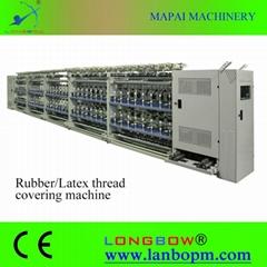 Rubber thead Covering Machine