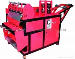 Sprial Scourer Making Machine