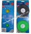 Steel Scrubber & Plastic Scrubber Set-2PK(ST201)
