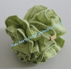 50g Bamboo Fiber Bath Sponge(YQ3002)