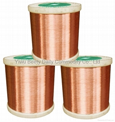 Copperized Wire For Making Scourers