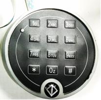 電子密碼鎖