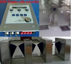 人体静电综合测试仪