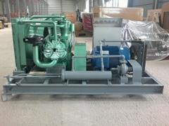 3立方350公斤压力空气压缩机