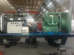 20立方8公斤壓力柴油機驅動移動式空氣壓縮機