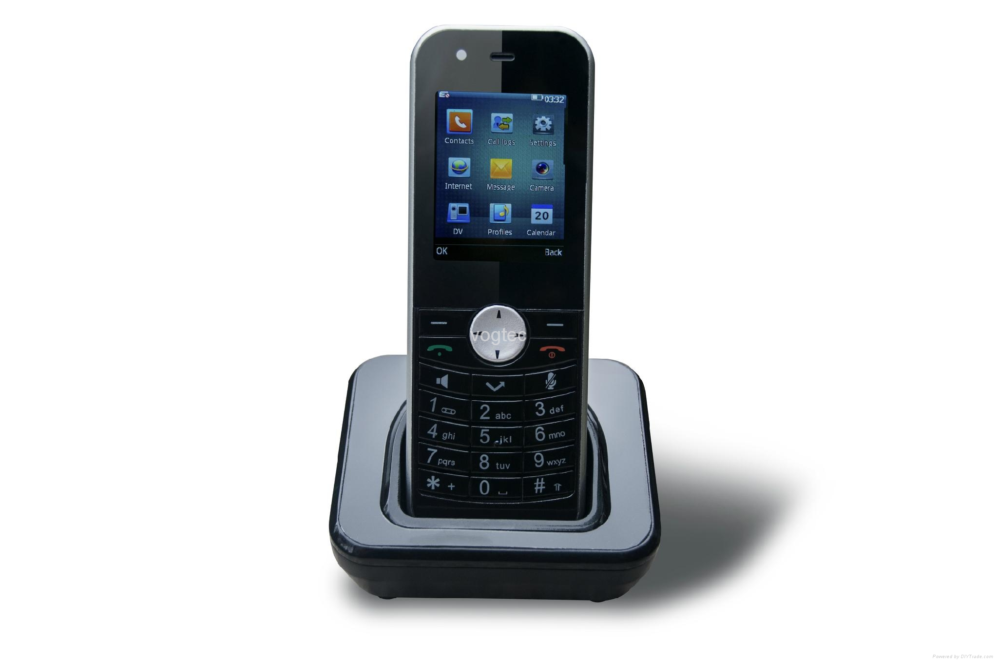 Vogtec IP phone D168IW 1